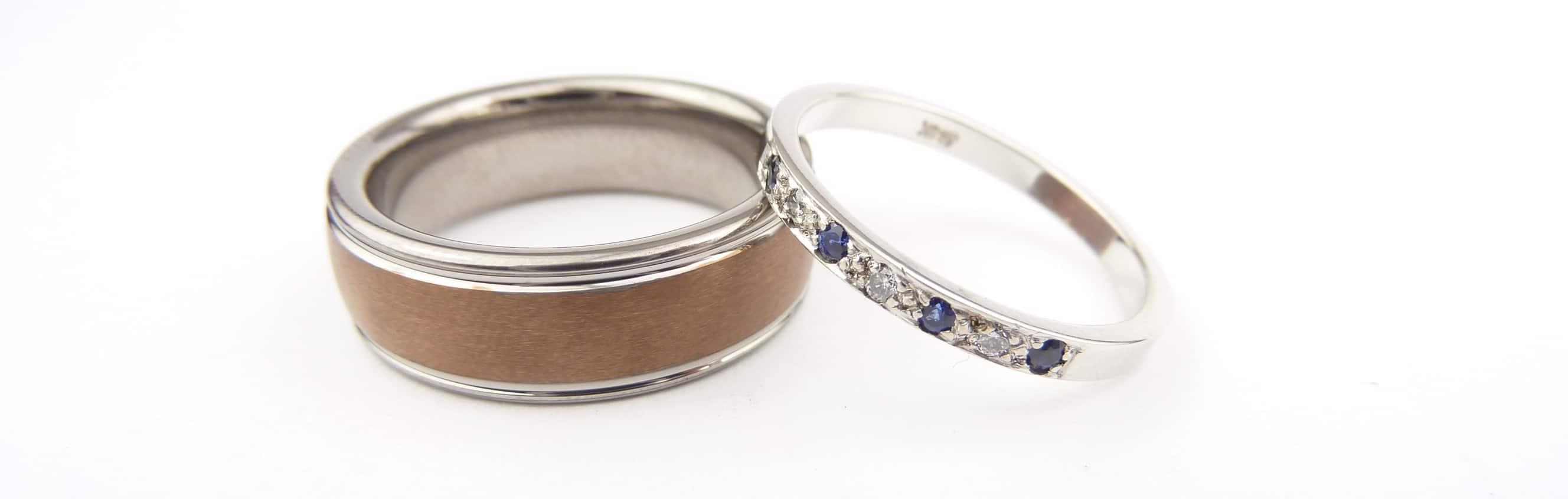 Custom Wedding Rings 2