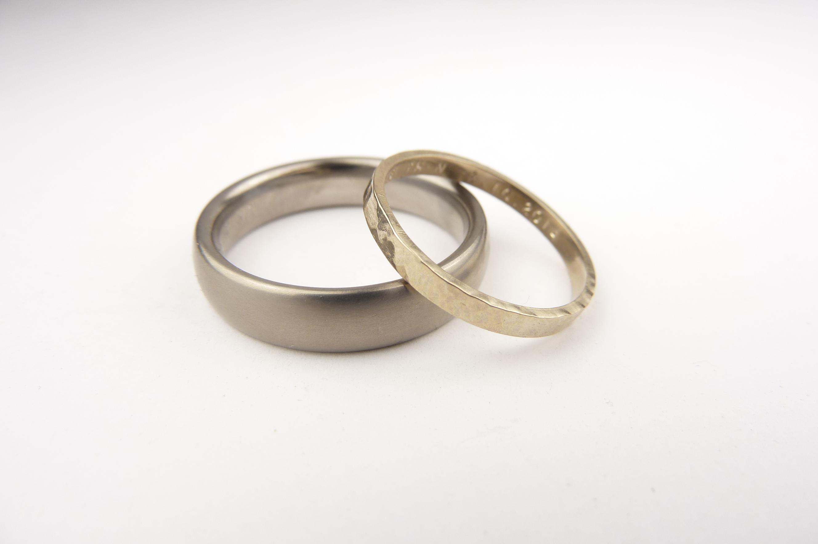 Custom Wedding Band Gallery Karenna Maraj Jewelry