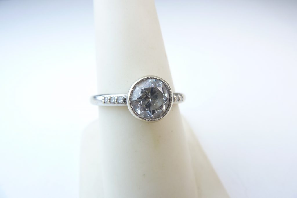 Custom Engagement Ring Gallery