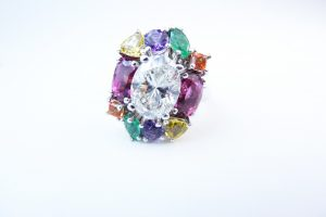 redesigned engagement rings