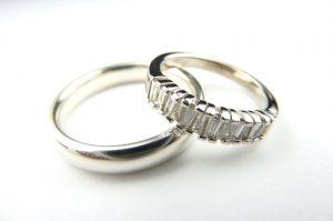Custom Wedding Rings 1