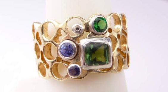 Custom-Made Wedding Ring - 10