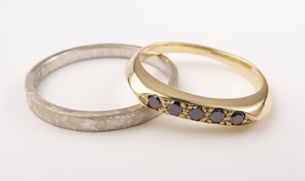 Custom-Made Wedding Ring - 8