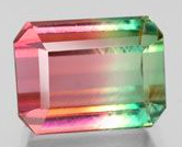 Watermelon Tourmaline Gemstone