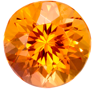 Imperial Topaz Gemstone