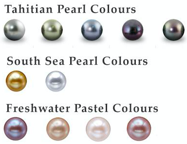 Natural Pearl Color
