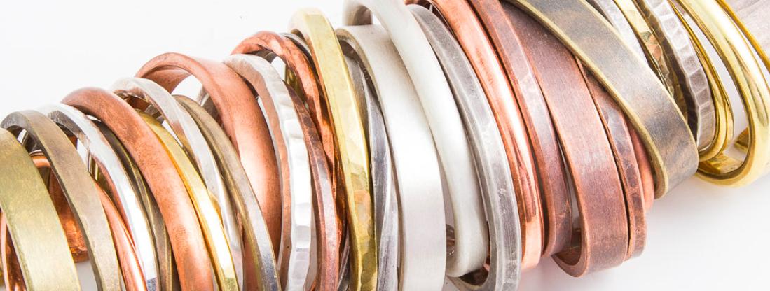 Multi Metal Rings