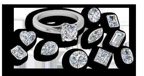 Diamond Shapes2